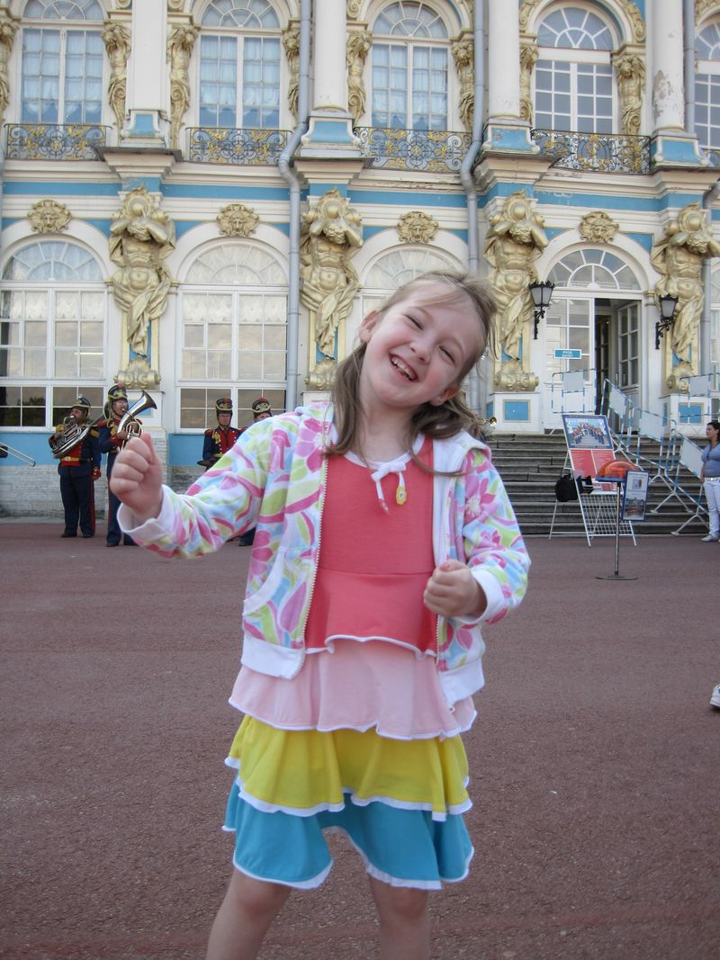Dancing at Catherine's Palace - Gone with the Family